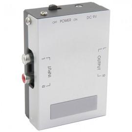 av:link STP-2 Stereo Phono Pre-Amplifier with Power Supply
