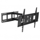 TTAP TTD404DA1 Double Arm Full Motion TV Wall Mount for Screens up to 55""