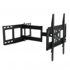 TTAP TTD604DA1 Double Arm Full Motion TV Wall Mount for Screens up to 60""