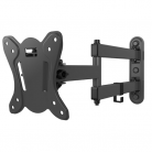 "Techlink TWM103 Double Arm Wall Mount, Screens 13"" to 28"""
