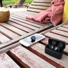 EDIFIER TWS5 TrueWireless™ Stereo Plus Earbuds with Bluetooth 5.0 aptX - Black