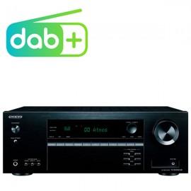 NEW ONKYO TX-SR494DAB 7.2 Channel AV Receiver with DAB - Black