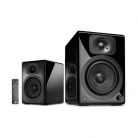 wavemaster TWO NEO Black – 2.0 Bluetooth Speaker System