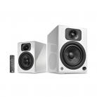 wavemaster TWO NEO White – 2.0 Bluetooth Speaker System