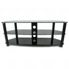 TTAP TTAPVA1200 Vantage TV Stand - Black