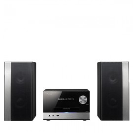 Pioneer X-PM12 Power Micro System with FM Tuner, CD, USB, and Bluetooth