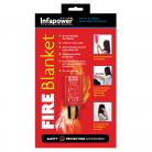 Infapower X012 Fire Blanket