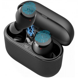 EDIFIER X3 True Wireless Bluetooth 5.0 Earbuds with Touch Control - Black