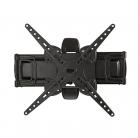 AVF ZNL454 Super-Slim Multi Position TV Wall Mount for Screens Up To 55