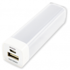 iSix IS21P 2200MA Power Bank, White