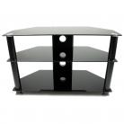 TTAP CLA800BB Classik TV Stand - Black