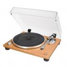 Audio-Technica AT-LPW30TK Manual Belt-Drive Wood Base Turntable