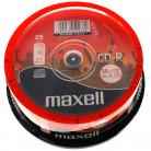 Maxell MAXCDR80 CD-R80 Audio 25 Spindle