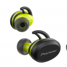 Pioneer SE-E8TW Truly Wireless Earphones - Yellow