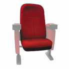 LUMENE Hollywood Comfort + Seat Backrest