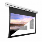 LUMENE Show Place UHD 4k Tensioned Acoustic Wooven Canvas Screen [16:9] - (200 C - 270 C)