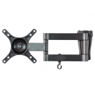 TTAP TTD101DA Double Arm Full Motion TV Wall Mount for Screens up to 24""