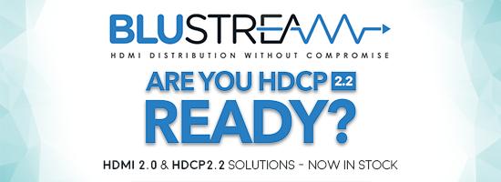 Blustream HDCP2.2